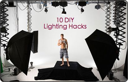 10 Amazing Photography DIYs to Help you Cut Costs  Amazing