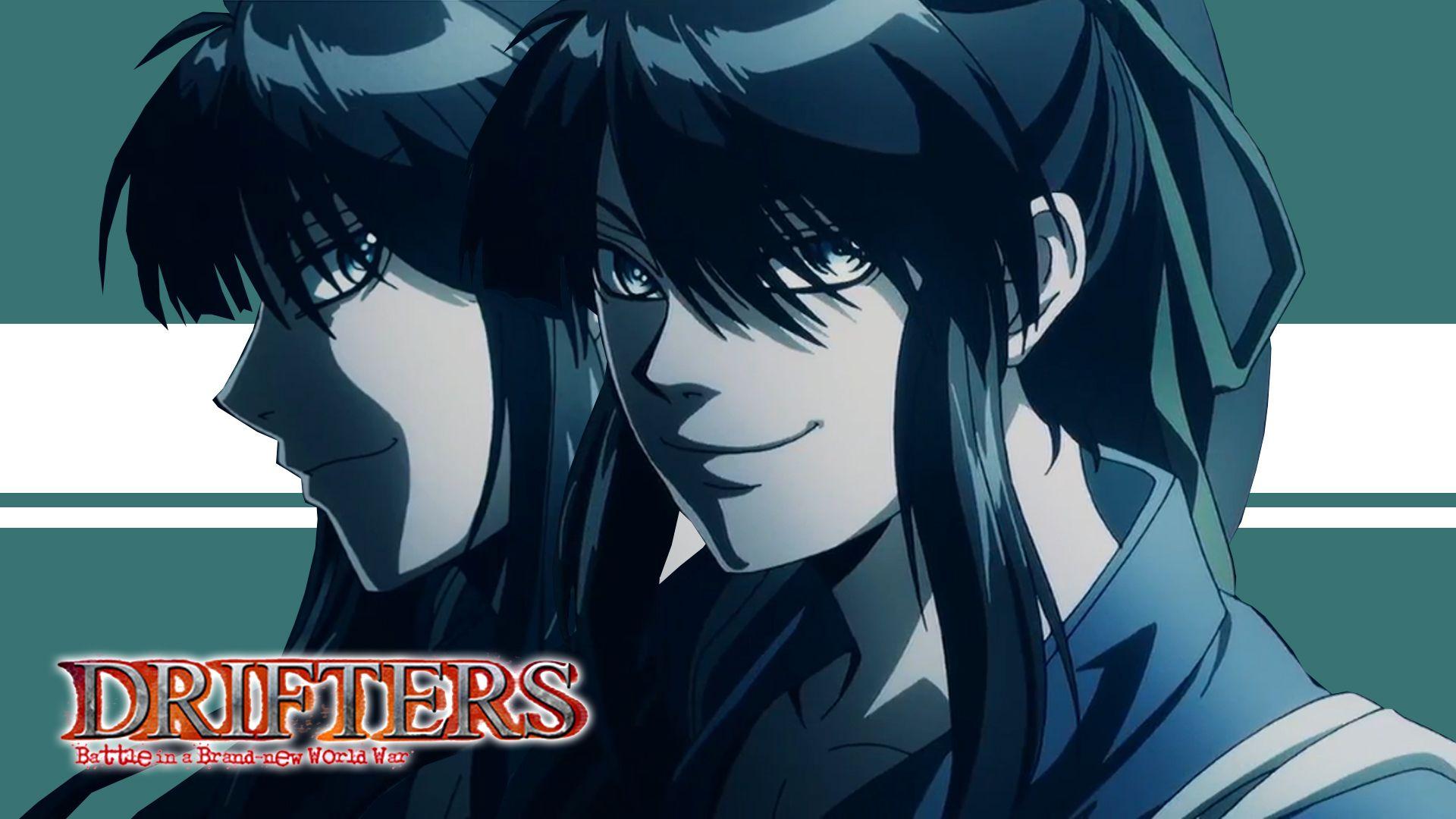 Nasu Anime Drifters Wallpaper HD 2951