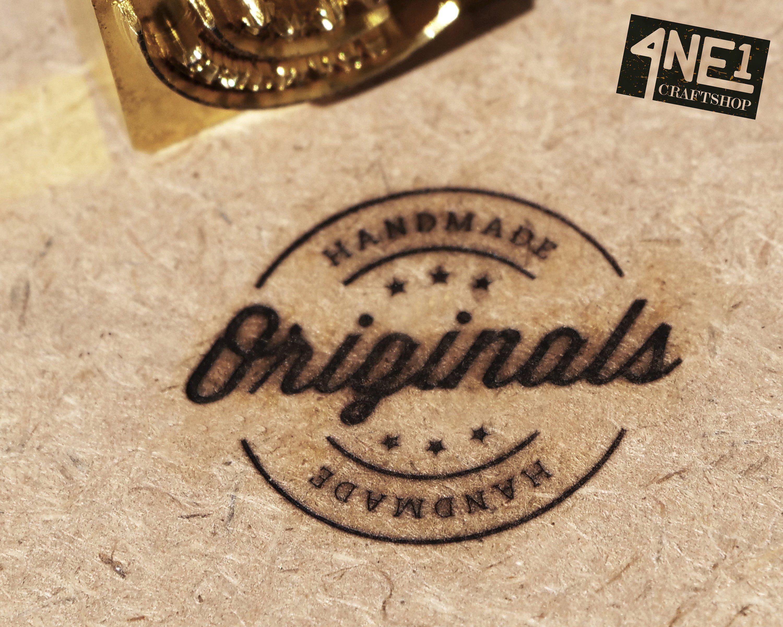 Customized Branding Iron Stamps Custom Logo Stamps Etsy In 2020 Branding Iron Custom Stamps Wood Branding Iron