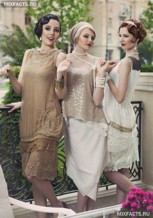 Одежда в стиле гэтсби   GATSBY   Style, Fashion и Dresses 43553c87d53
