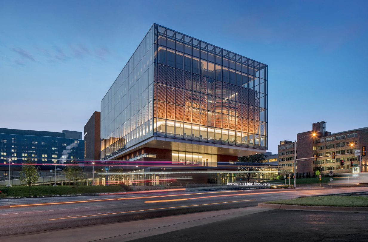 Ku Medical Center By Co Architects Hospital Architecture Building Commercial Construction