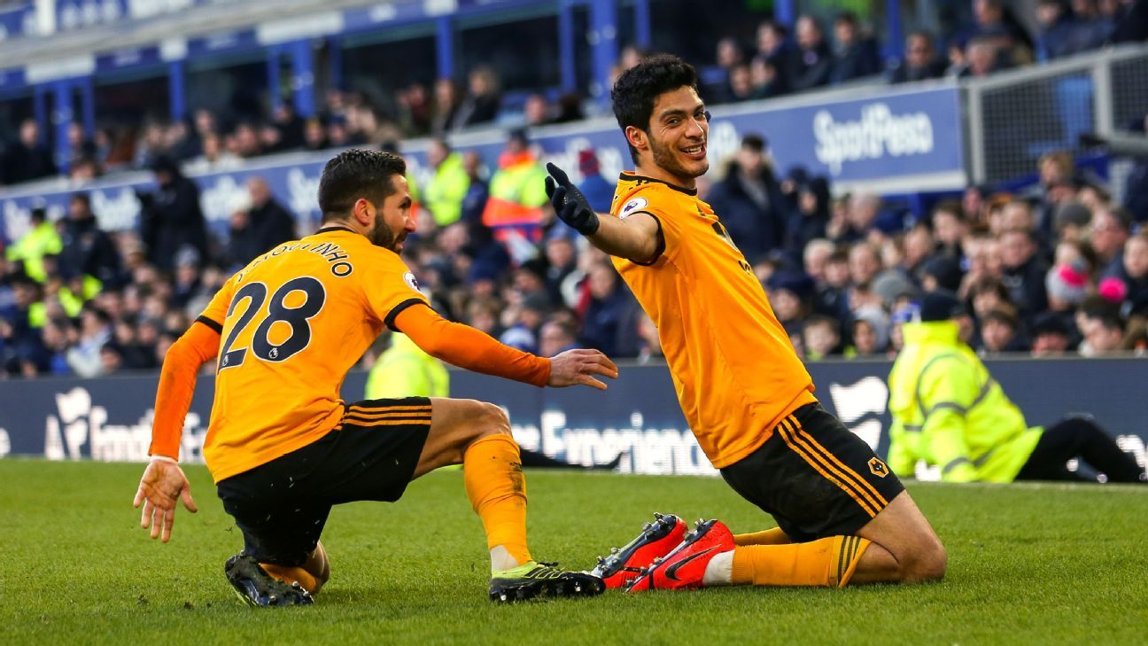 Wolves Beat Everton To Match Club Record For Premier League Wins Premier League Everton Match