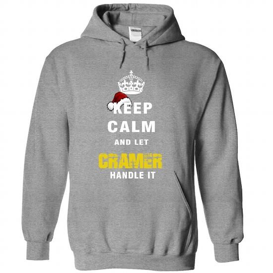 Keep Calm And Let GARABEDIAN Handle It - #hoodie sweatshirts #hoodie zipper. PURCHASE NOW => https://www.sunfrog.com/Names/Keep-Calm-and-Let-CRAMER-Handle-It-5864-SportsGrey-Hoodie.html?68278