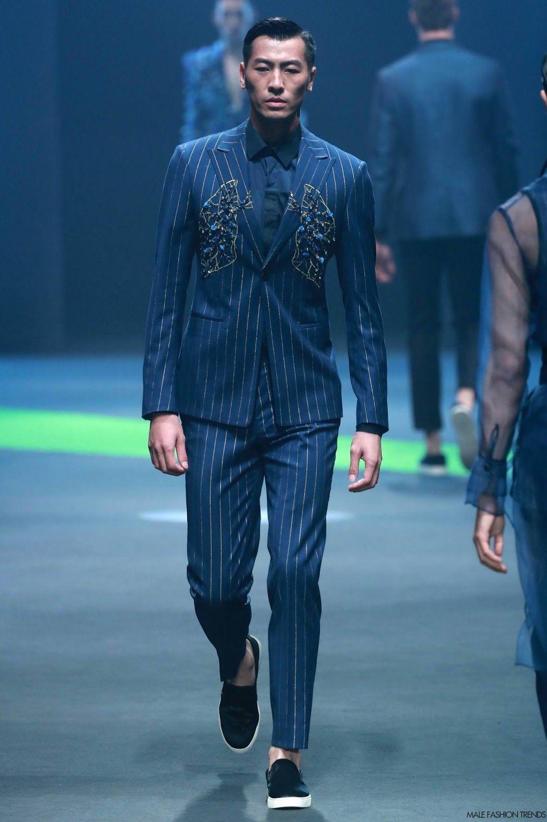 XUANPRIVE Fall/Winter 2016/2017 - Mercedes-Benz Fashion Week China