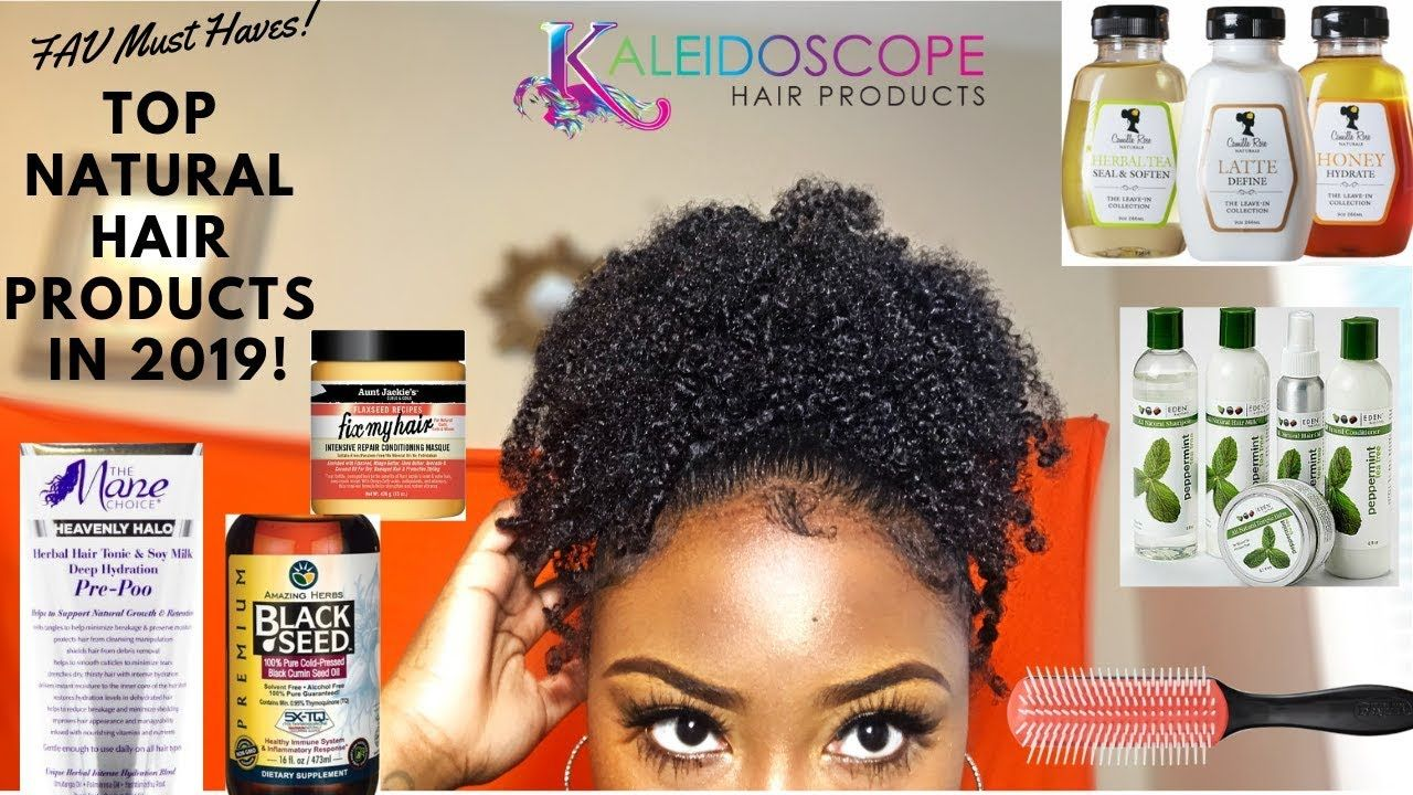 Best Natural Healthy Hair Products For 2019 Type 4a 4b 2020