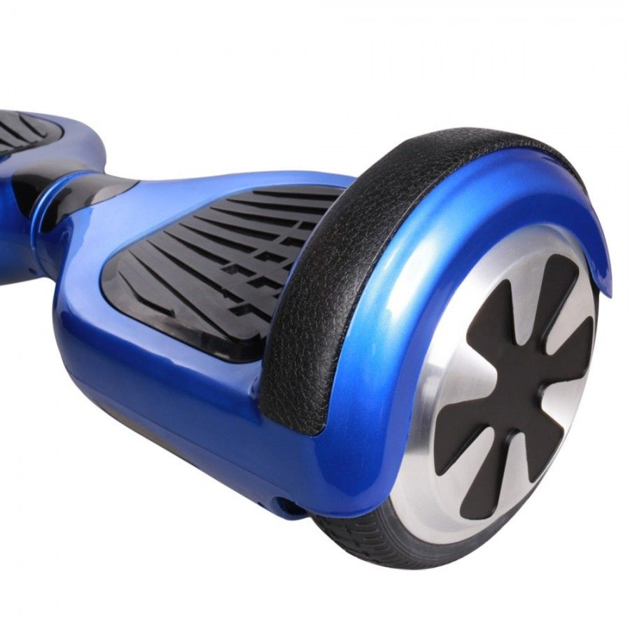 Beste Smart Self Balancing Board Blauw