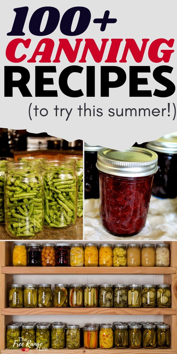 Photo of 100+ Home Canning Recipes and Resources