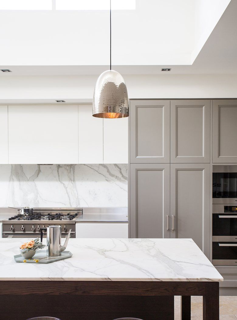 Light Filled Contemporary Living Rooms: The Kitchen Was Conceived As A Light Filled, Clean