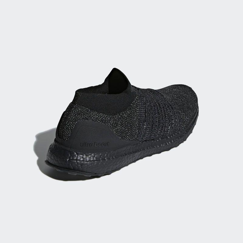 adidas Ultra Boost Laceless Triple Black | Zapatillas adidas