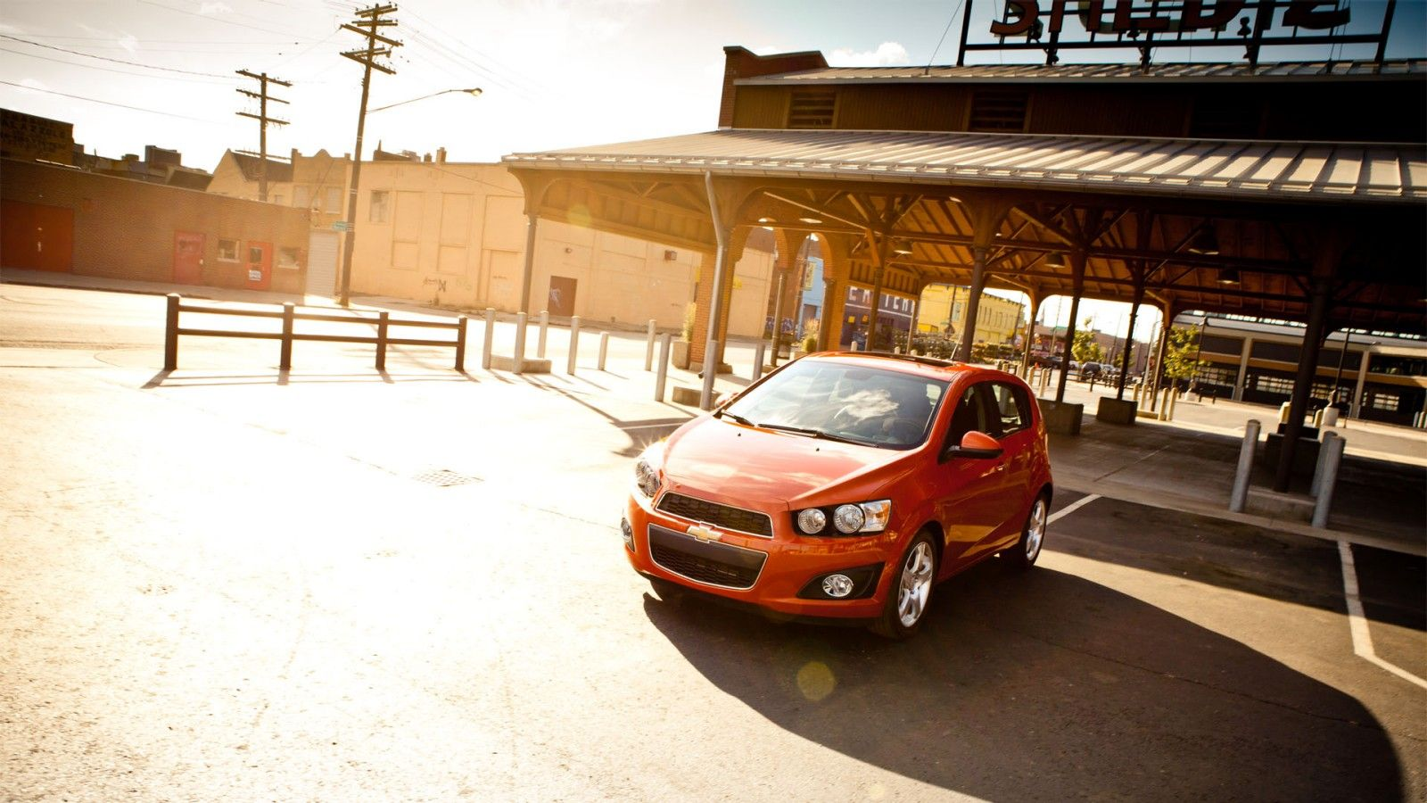 2012 Chevy Sonic Hatchback Ltz With Available Sunroof
