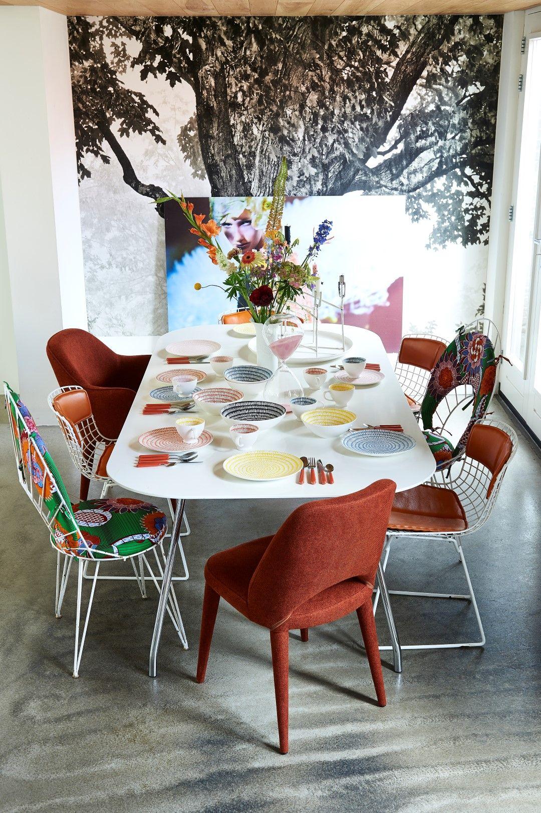 Buy pols potten holy fabric chair rust amara in 2020