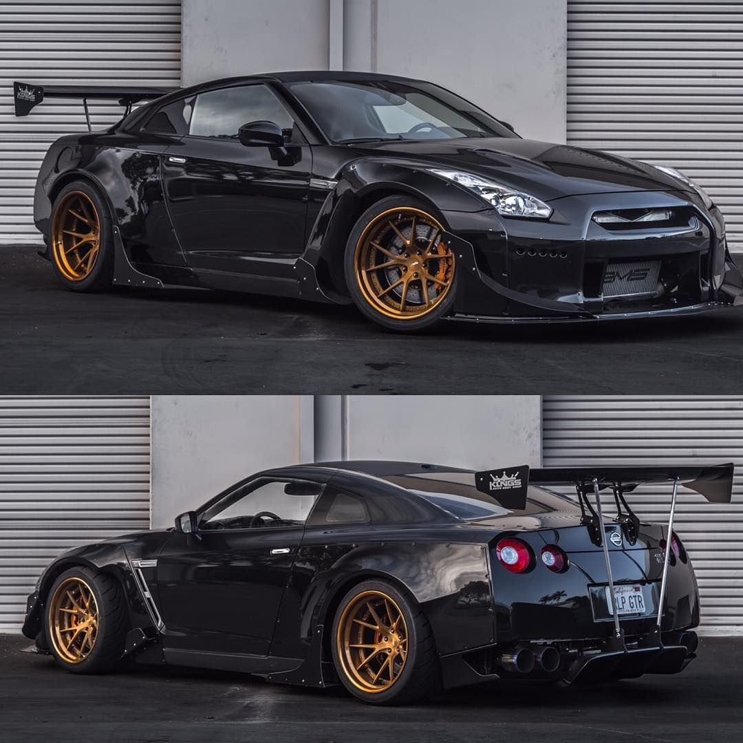 RocketBunny GTR Go Follow Kingsautobodyshop To Check Out A Cool - We love cool cars