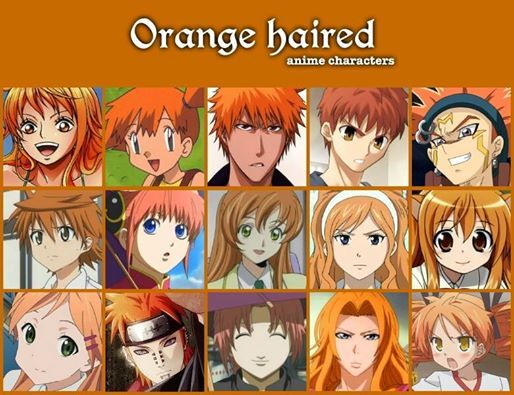 The Animes Square Anime Anime Hair Anime Hair Color