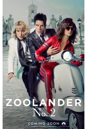 The multi-talented Justin Theroux the writer wrote for Zoolander 2. The active also as an actor Theroux ( the leftovers) contributed among other things already the screenplays for Tropic Thunder, i…