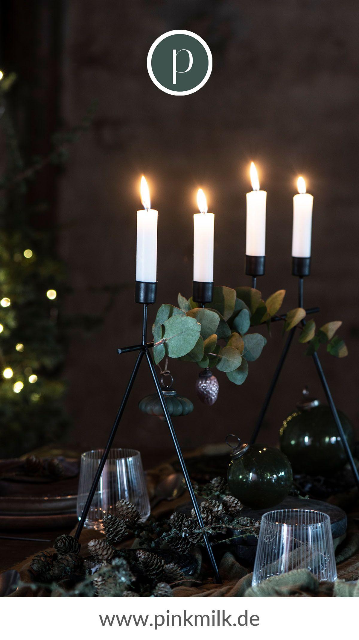 Lass dich diese Weihnachten skandinavisch inspirieren Winterlich nördlich minimalisitisch Der Stil inspiriert und versprüht ein tolles Weihnachtsgefühl