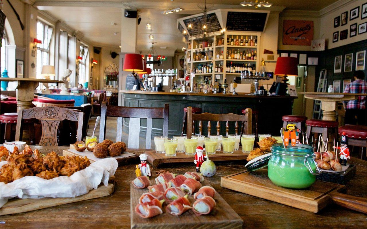 Adam and Eve, Fitzrovia Gastro pubs, Gastro, Pub