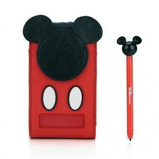 Mickey Mouse Character Accessory Kit for Nintendo DS and DSi