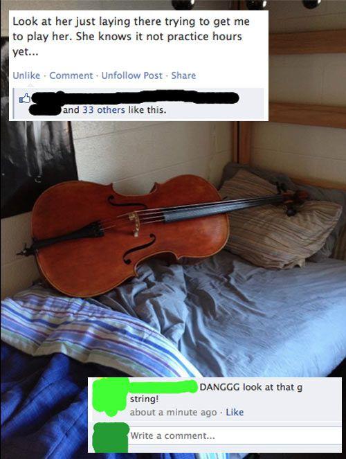 g string humor