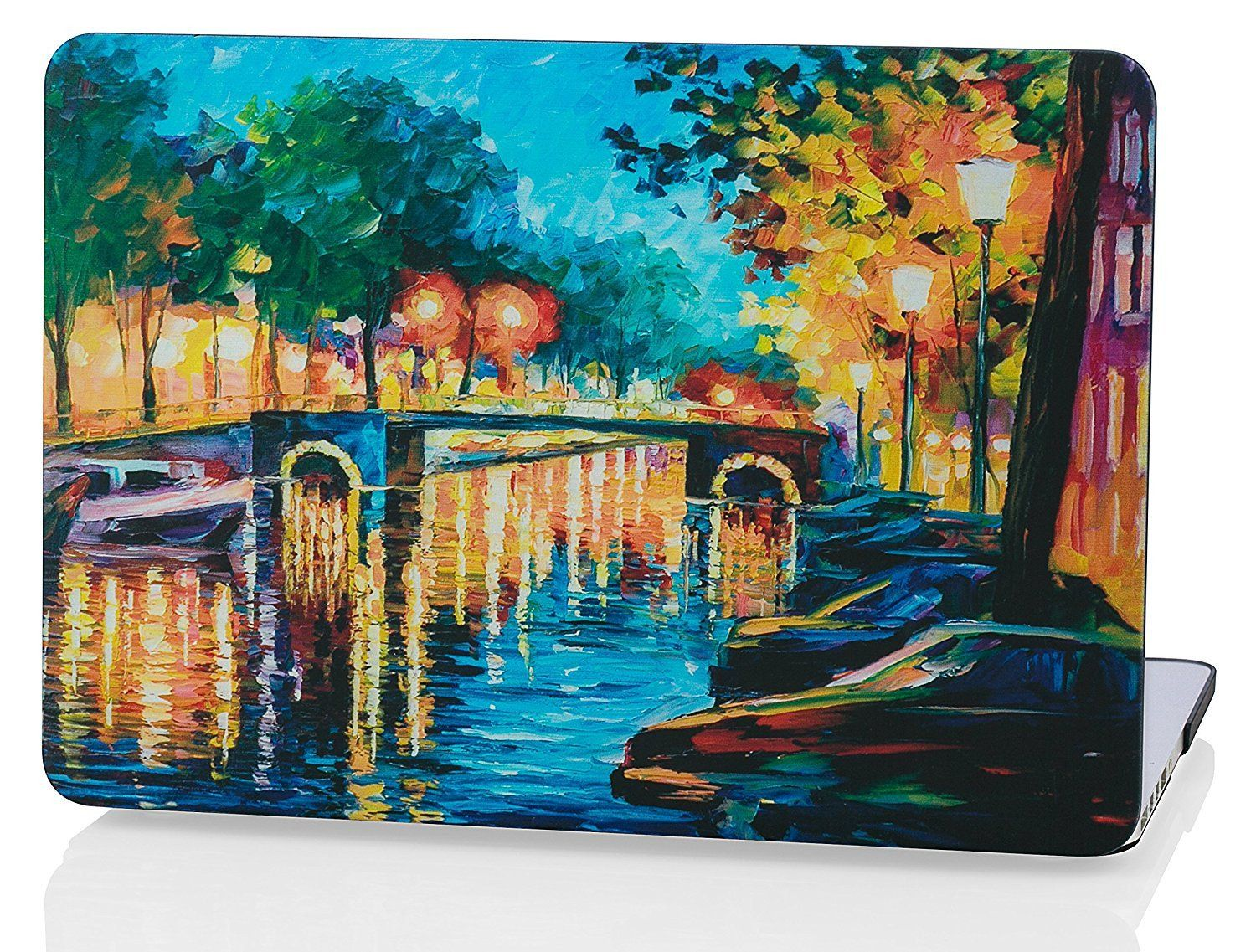 Macbook Case Oil Painting Collection River Macbook