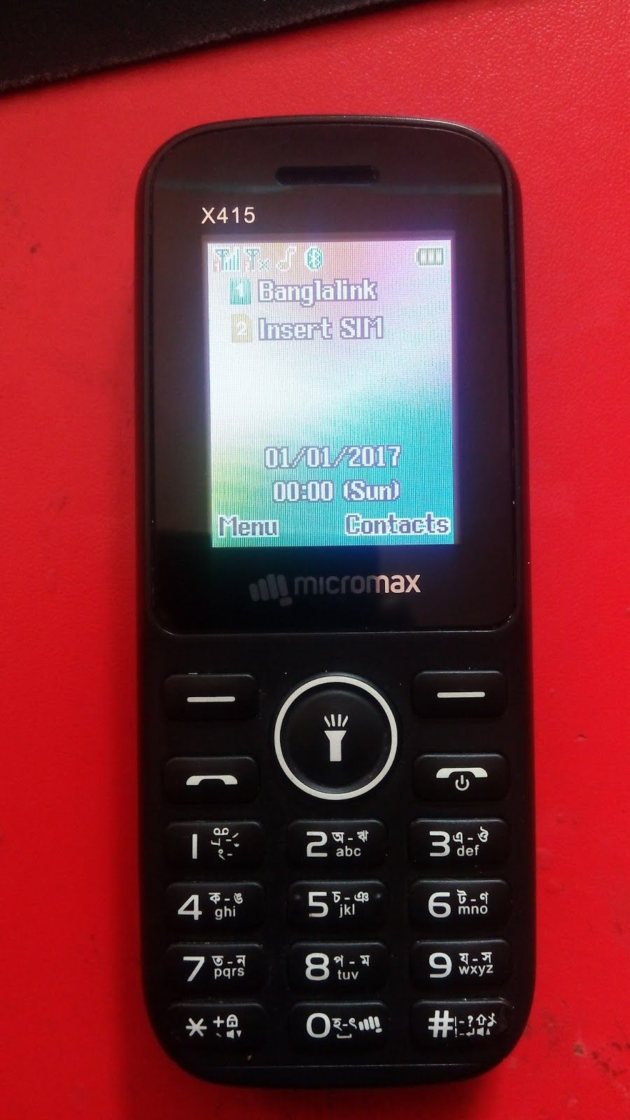 Micromax X415 | Any Firmware | Filing, Mp3 player, Software