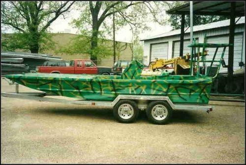 Custom bowfishing boats bowfishing fishing boats for Bow fishing boats