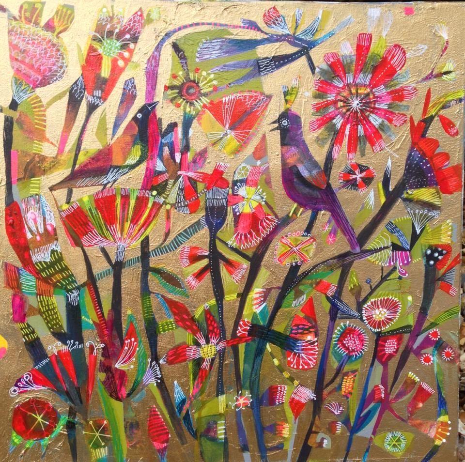 Este MacLeod - Among the flowers | Art i like | Pinterest ...