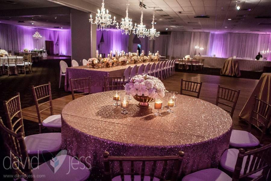 Mardi Gras World Wedding Venue New Grand Ballroom By Christopher Confero Designs
