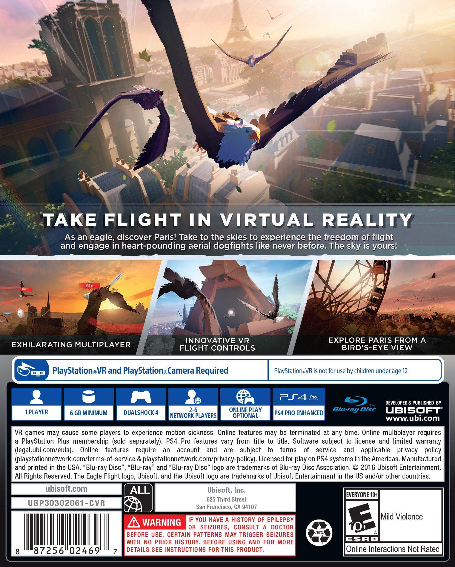 d466efa1d4b41 Eagle Flight - PlayStation VR,#Flight, #Eagle, #VR, #PlayStation ...