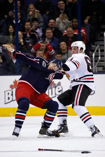 Blue Jackets vs. Blackhawks - 03/14/2013 - Chicago Blackhawks - Photos