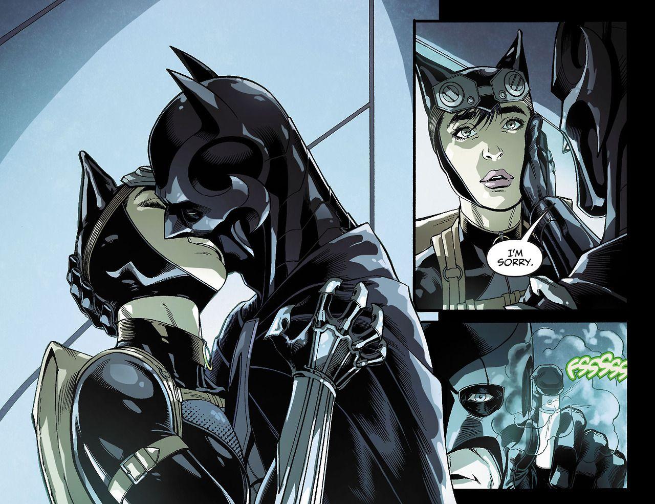 6 Tumblr Batman Catwoman Love Kiss Catwoman Pinterest Batman