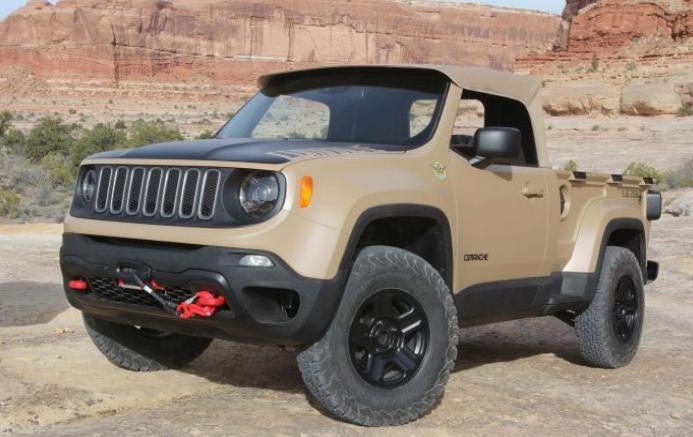 2020 Jeep Comanche Price, Specs, Concept Jeep, Custom