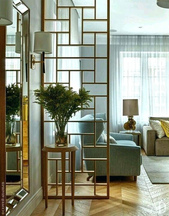 Wall Partition Ideas Amazing Living Room Divider Ideas For