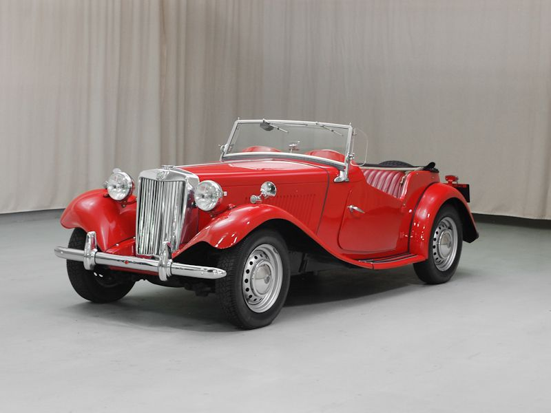 1951 Mg Td So Want This Car Classic Cars