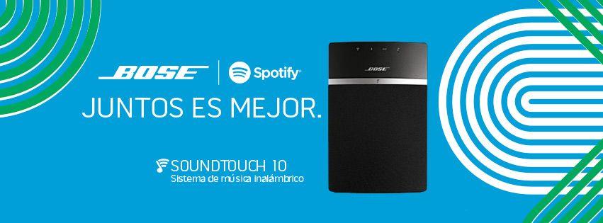 Altavoz con WiFi y Bluetooth SoundTouch™ 10  http://www.tiendabosemultimedia.com.mx/?utm_source=Pinterest&utm_medium=Pins&utm_campaign=socialmedia_2016