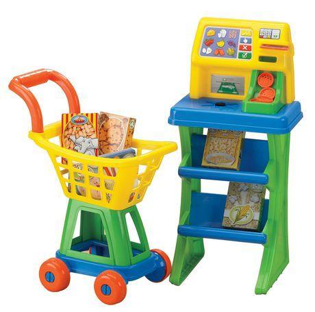 My Very Own Shop N Pay Walmart Ca Plastic Toys Toys Marketing Set