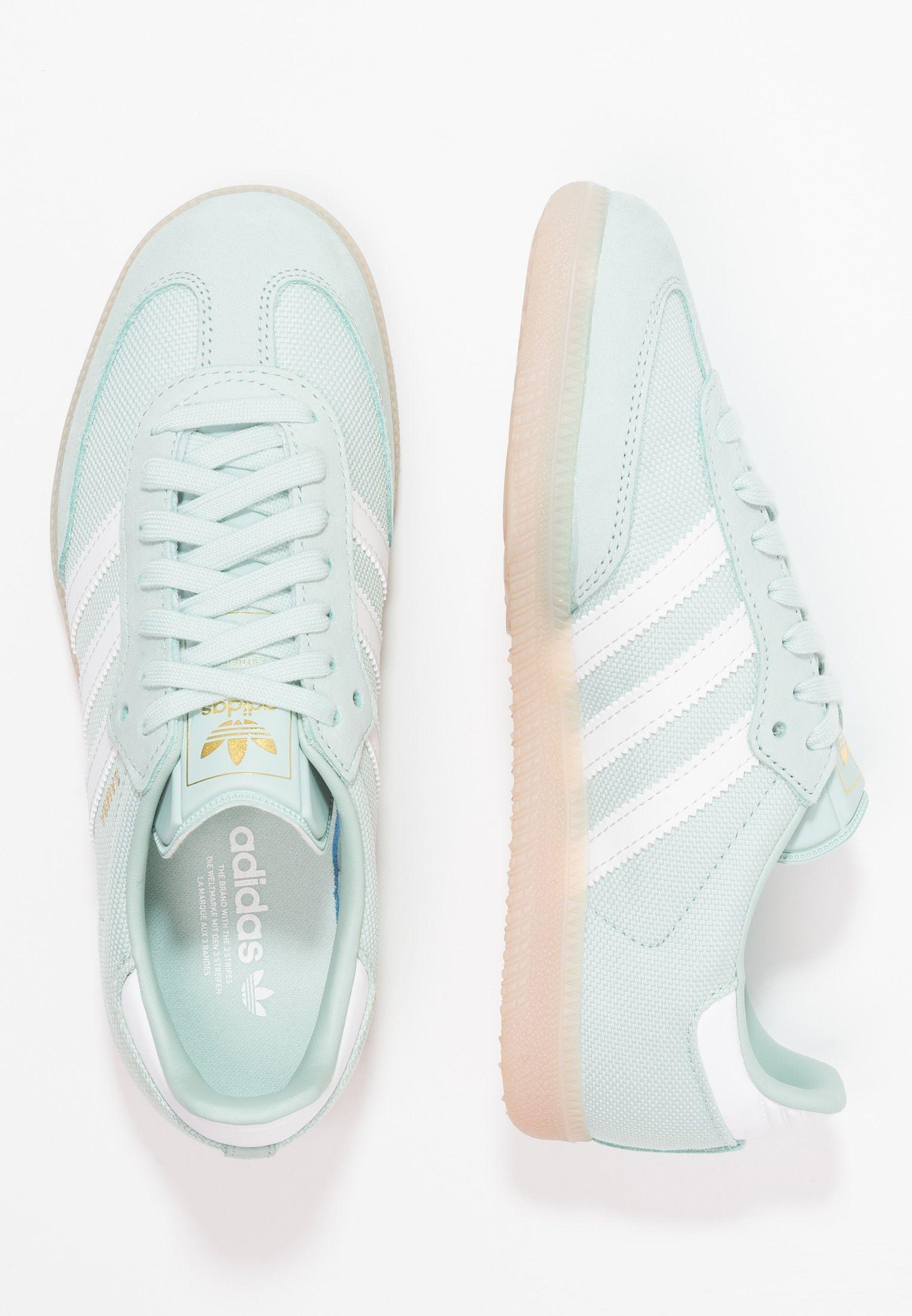 Originals Ash Chaussures Basses Baskets Samba Adidas Greencry fFxw5qgxz