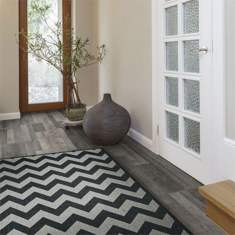 Flatweave Zigzag Rug 120x170cm Area rugs, Rugs, Area rug