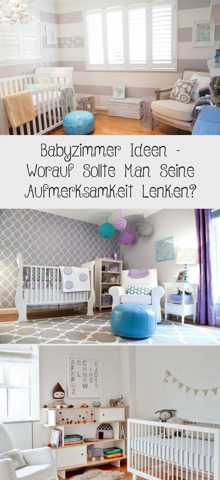 Babyzimmer Ideen Worauf Sollte Man Seine Aufmerksamkeit Lenken