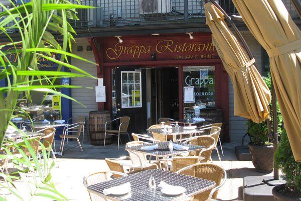 Italian Foods Near Me: Grappa, Railroad Ave, Warwick, NY