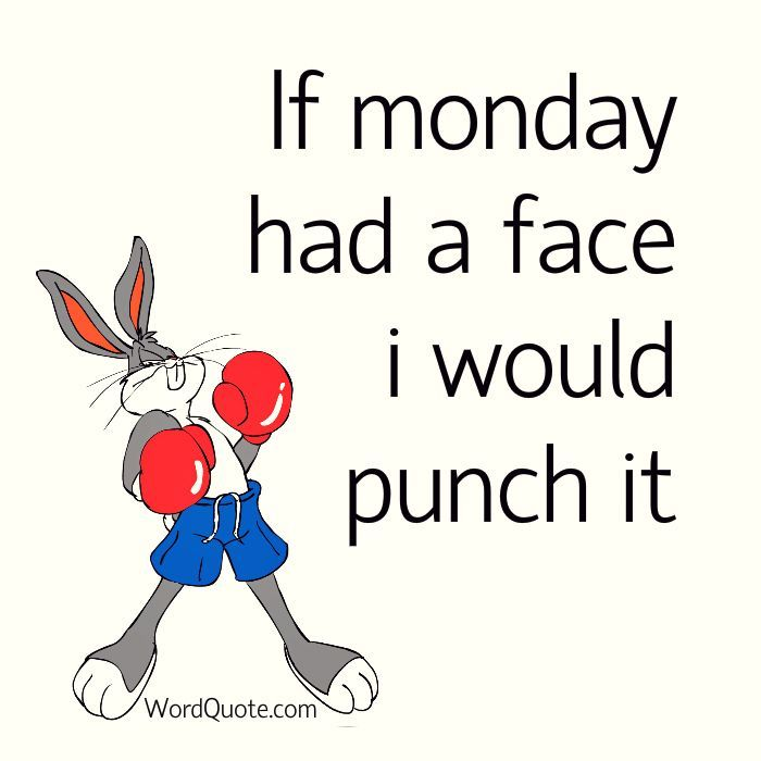 Funny Monday Quotes Cartoon Posters Word Quote Famous Quotes Monday Humor Quotes Monday Quotes Cartoon Quotes