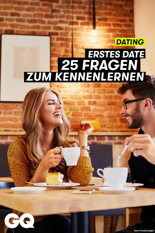 Fragen zum kennenlernen date