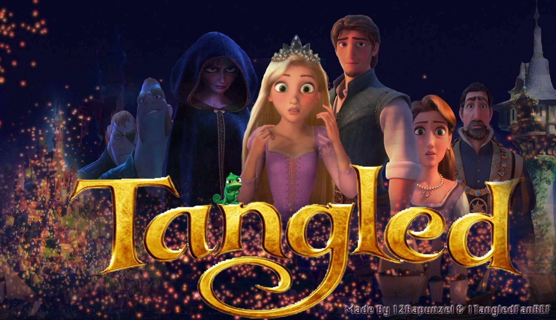 best Tangled images on Pinterest | wallpapers | Pinterest | Tangled ... for Tangled Wallpaper Rapunzel And Flynn  585hul