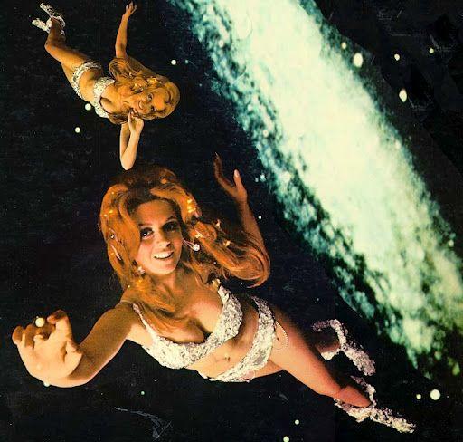 Dark Roasted Blend: Barbarella & Other Ladies in Space
