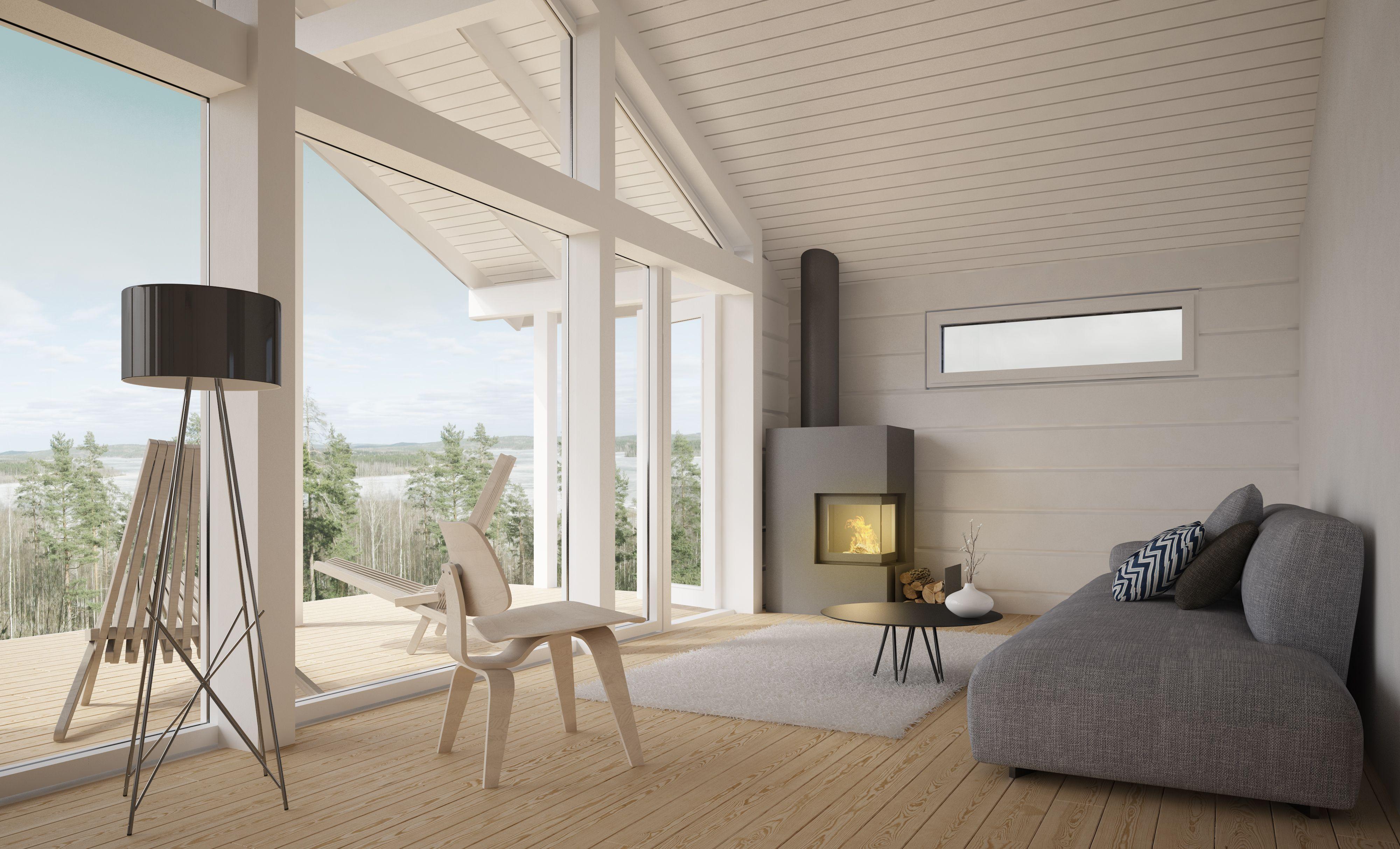 honka sirius holiday home mökki pinterest log cabins cabin