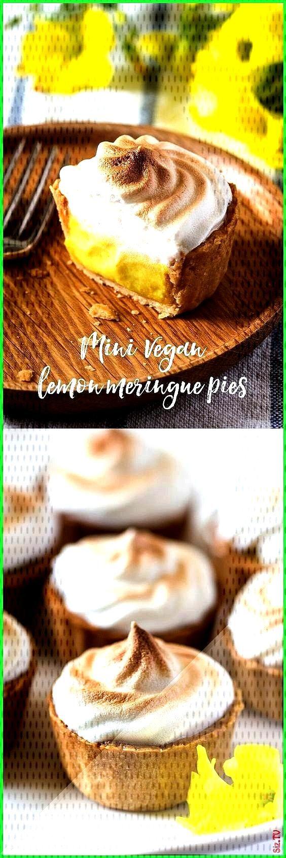 vegan lemon meringue pies lemonmeringuepie mini vegan lemon meringue pies lemonmeringuecupcakes min