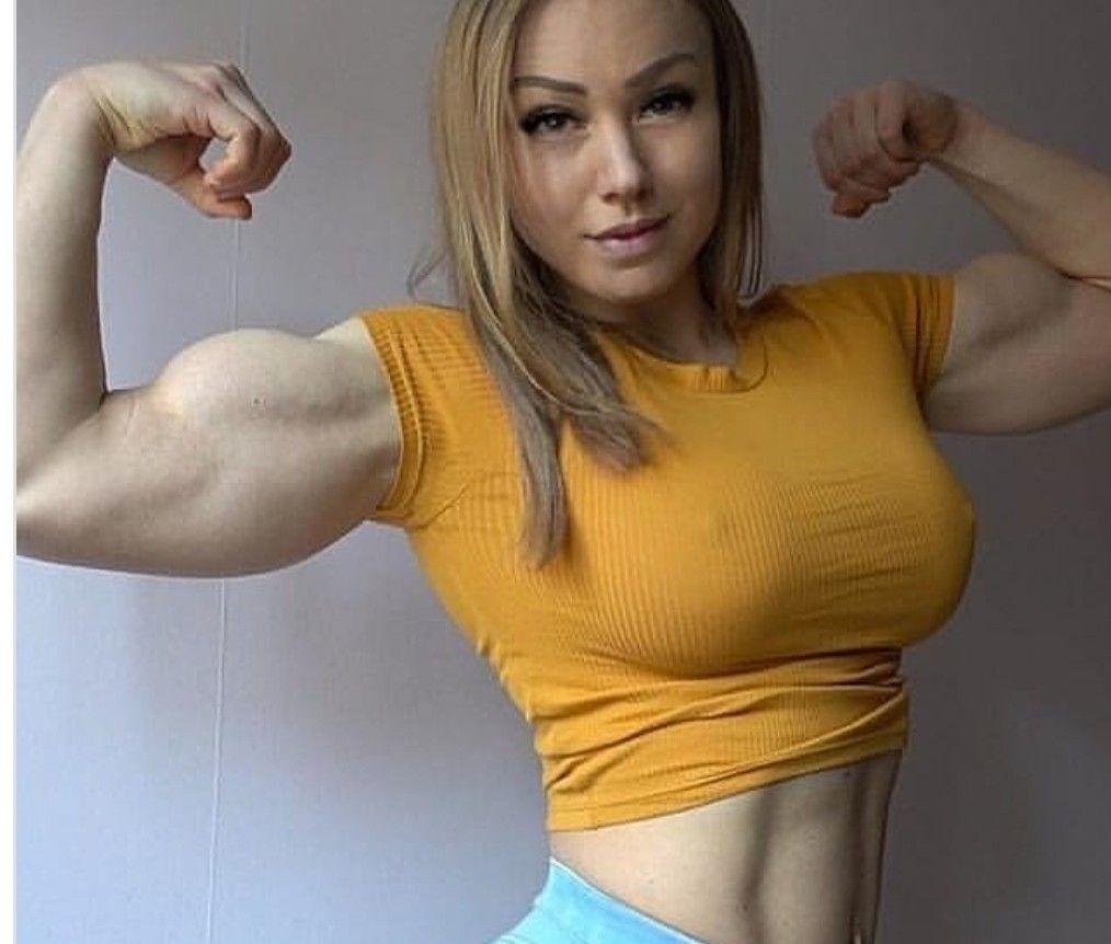 Dating bodybuilder flicka