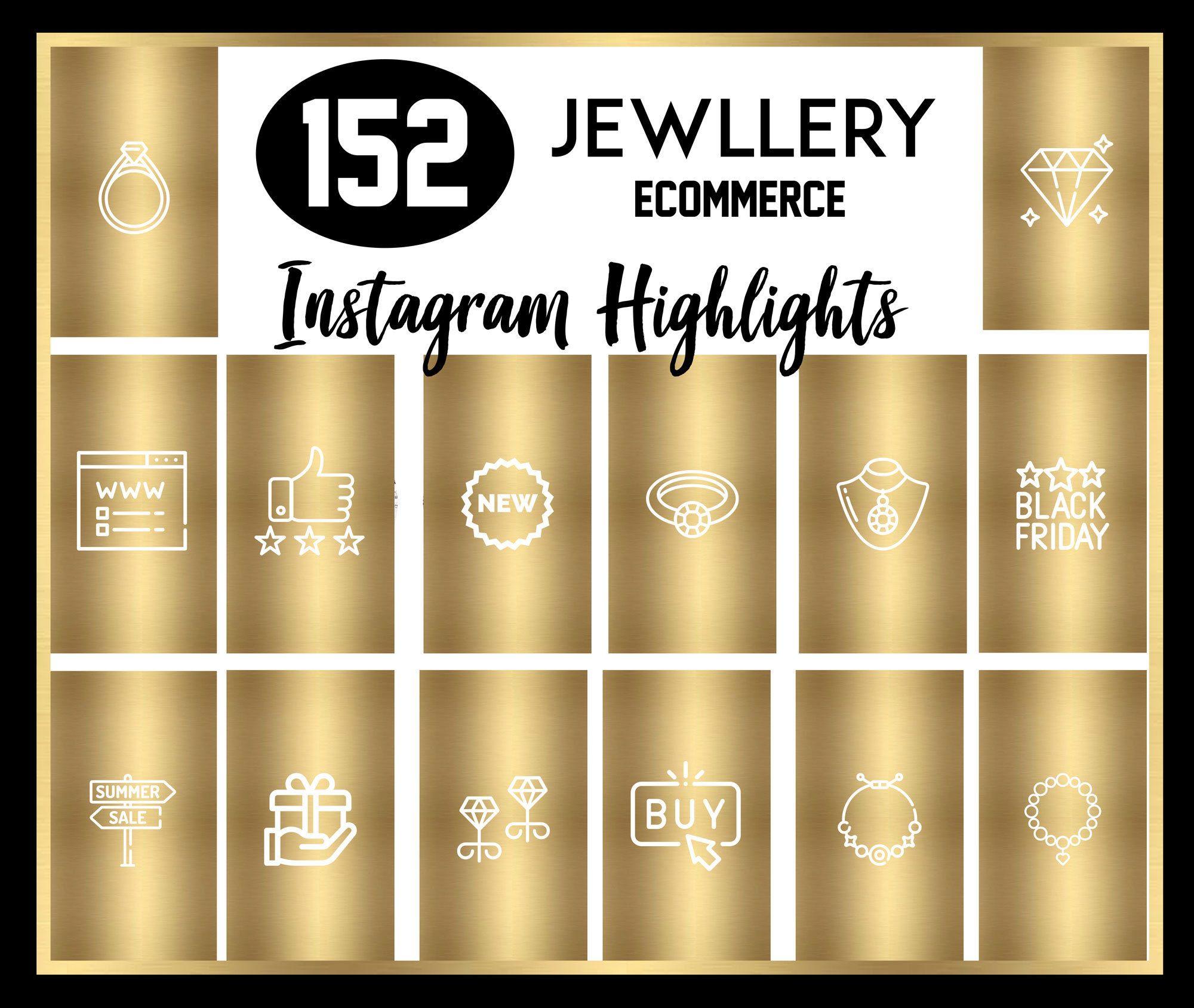 Instagram Highlight Covers Neon Lights