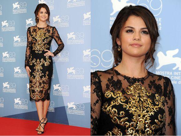 Hot Or Not? Selena Gomez's Fancy Adult Lady Dress