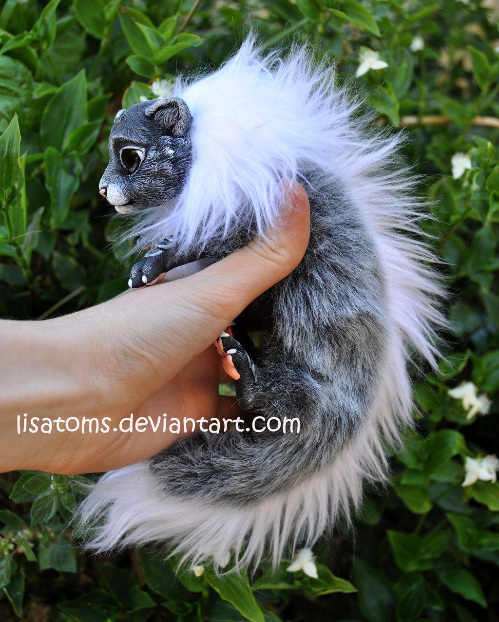 Most amazing fantasy animals -  Frosted baby dragon spirit- side face by LisaToms.deviantart.com on @deviantART