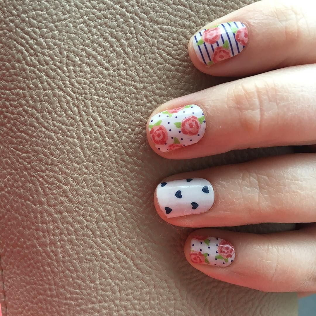 englishgardenjn puppylovejn Diy nails, Instagram posts
